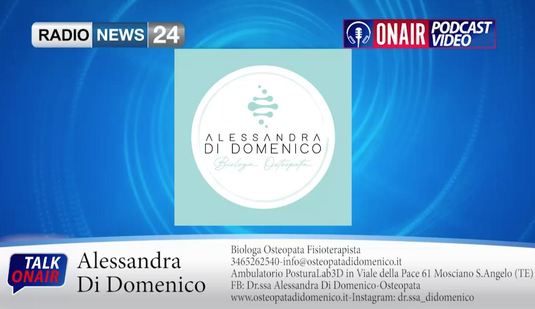 LO STATO DI SALUTE: INTERVISTA A RADIO NEWS 24
